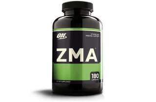 [IN-STOCK] Optimum Nutrition ZMA Muscle Recovery and Endurance Supplement for Men and Women, Zinc and Magnesium Supplement, 180 Capsules