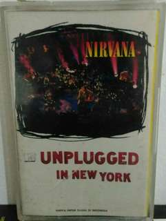 Kaset Pita : Nirvana - Unplugged in New York (1994)