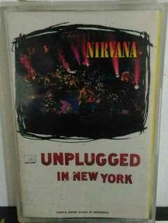 Kaset Pita : Nirvana - Unplugged in New York (1994)