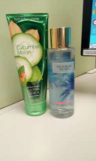 VS and Bath and Body Works Bundle