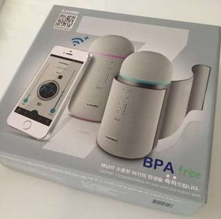 Bluetooth Breast Pump