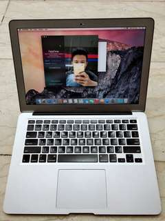 MacBook Air 13 inch Mid 2011 Muluss