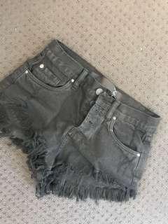 Ripped shorts BNWOT
