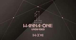 WannaOne UNDIVIDED Album