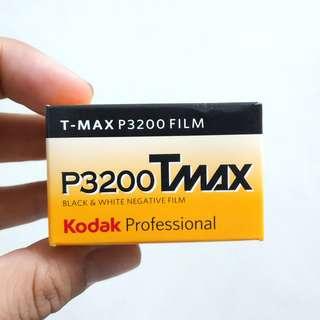Kodak New T-MAX P3200