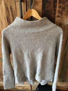 French connection woollen jumper size xs