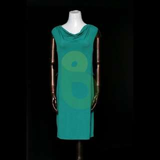 Banana Republic Pre-Loved Green Dress Small