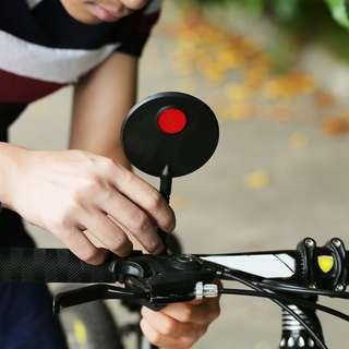 2pc Bicycle Rearview Mirror