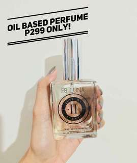 Oil Base Perfume