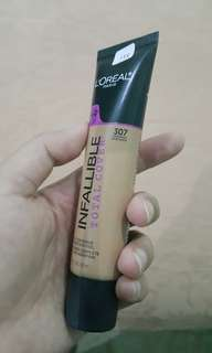 Loreal infallible 307 total cover