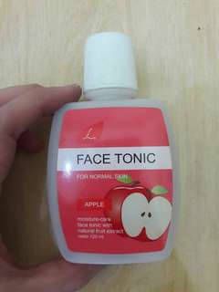 Preloved Face Tonic Toner Brand Apple