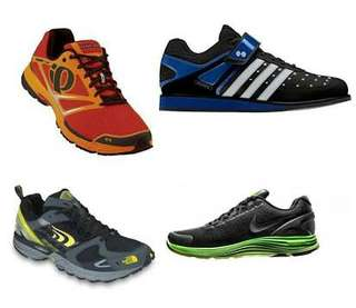 LF: Men's Running Shoes