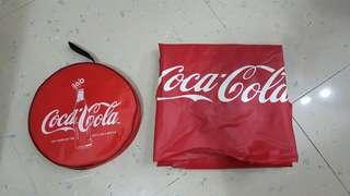 coca cola 可口可樂 吹氣梳化 接合式水桶