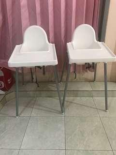 Highchair Ikea