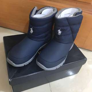 POLO RALPH LAUREN-Snow Boots