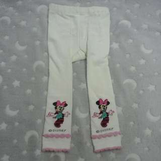 new disney busha tight legging girl 2-3 year