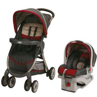 Graco Fastaction Fold Click Connect Stroller