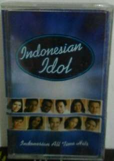 Kaset Pita : Indonesian Idol - Indonesian All Time Hits