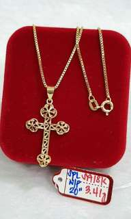 Gold jewelries