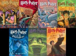 Harry Potter series bundle (EBOOK)