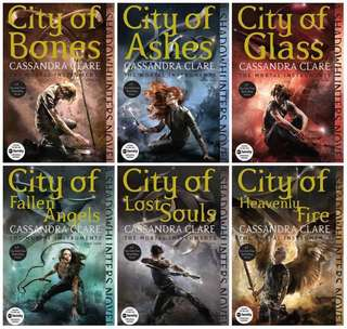 Mortal Instruments Series Bundle (EBOOK)