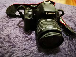 Canon camera EOS D1000 for sell. New condition