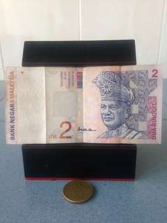 Malaysia old note