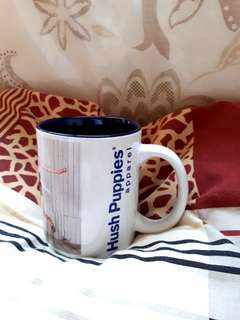 Hush Puppies Mug Ori. New !!