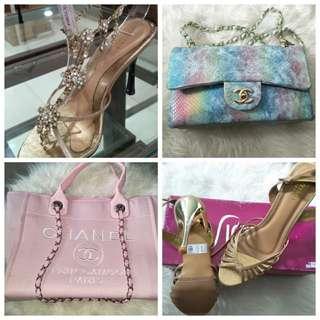 Tas dan heels