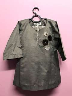 Baju Kurung Baby (Omar Ali)