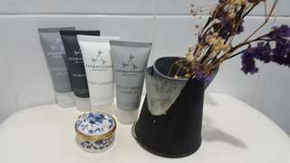 Aromatherapy associates travel set