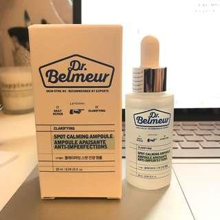 Dr. Belmeur spot calming apoule