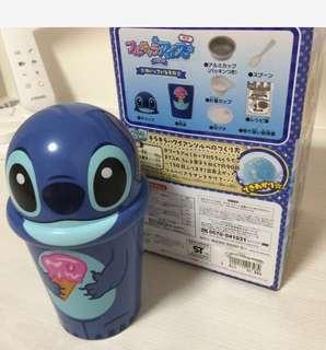 🚚 🇯🇵日本Disney Land購入,史迪奇冰沙杯,使用過2次,極新、極乾淨