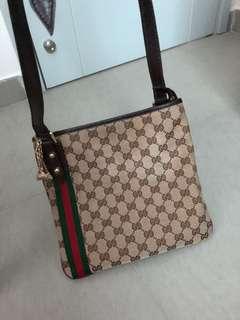 Gucci crossbody bag 斜背袋