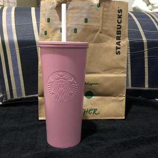Starbucks Stainless Cold Cup