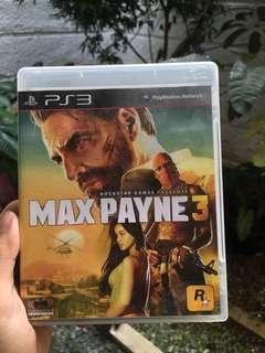 maxe payne ps3 mulus