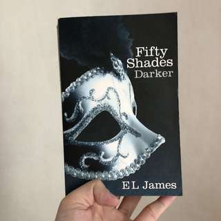 Fifty Shades Darker El James