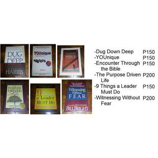 Assorted Books For Sale Part 2