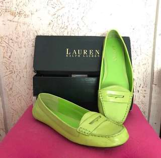 Authentic Ralph Lauren Loafers