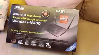 Asus high power router