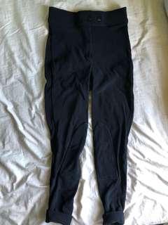 American Apparel Riding Pants size XS