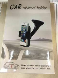 Car phone universal holder