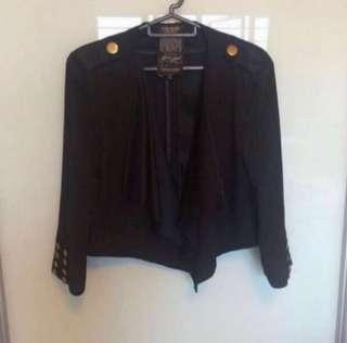 River Island Black Jacket/blazer