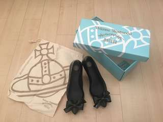 Vivienne Westwood PVC high-heeled shoes (brand new)