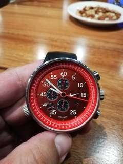 Nike chronograph watch