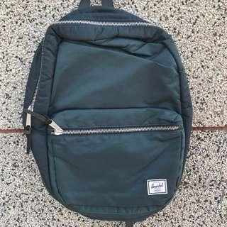 只有1個 Herschel Lawson 高階系列 Nylon 尼龍  輕量 後背包