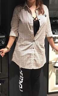 Dress / long shirt size F