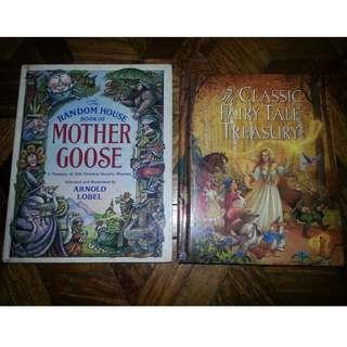 Mother Goose & Fairy Tale Classics Books