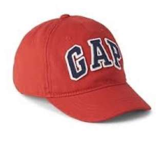 BN GAP Baby Logo Cap for 2-5 years! Size S/M & M/L available!