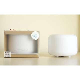 500ml Muji Counter Package Inspired Ultrasonic Diffuser